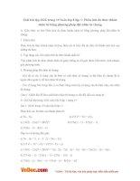 Giải bài tập SGK trang 19 Toán lớp 8 tập 1: Phân tích đa thức thành nhân tử bằng phương pháp đặt nhân tử chung