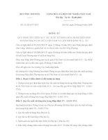 Thông tư 21/2016/TT-BCT về Quy tắc xuất xứ hàng hóa trong Hiệp định Thương mại Việt Nam và Liên minh Kinh tế Á - Âu