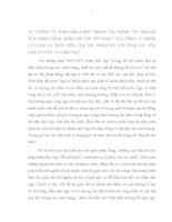 """TƯ TƯỞNG vô THẦN KHOA học TRONG tác PHẨM """"về THÁI độ của ĐẢNG CÔNG NHÂN đối với tôn GIÁO"""" của LÊNIN"""