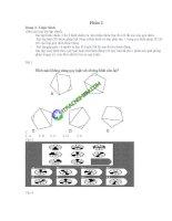đề luyện tập GSAT samsung dạng logic hình học  gsat samsung test (miễn phí)