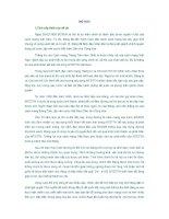 LUẬN văn THẠC sĩ   ĐẢNG LÃNH đạo xây DỰNG mặt TRẬN dân tộc THỐNG NHẤT TRONG đấu TRANH GIÀNH CHÍNH QUYỀN GIAI đoạn 1930   1945