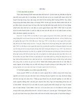 LUẬN văn THẠC sĩ   PHÁT TRIỂN THÀNH PHẦN KINH tế có vốn đầu tư nước NGOÀI và tác ĐỘNG của nó đối với CỦNG cố QUỐC PHÒNG ở TỈNH ĐỒNG NAI