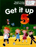 Get it up 5
