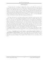 Nghiên Cứu Cấu Trúc, Vận Hành Bảo Dưỡng Và Lập Trình Thang Máy
