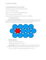 Phương pháp diễn tả cấu trúc tinh thể, số phối trí, hình phối trí