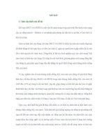 LUẬN văn THẠC sĩ   ĐẢNG CỘNG sản VIỆT NAM LÃNH đạo kết hợp sức MẠNH dân tộc với sức MẠNH THỜI đại TRONG KHÁNG CHIẾN CHỐNG mỹ (1965 1973)