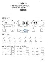 Tuyển chọn đề ôn luyện và tự kiểm tra toán 1 (tập 1) phần 2