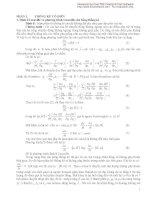 Vật lý thống kê   thống kê cổ điển