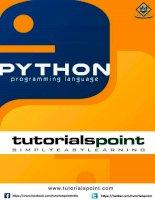 python tutorial hướng đối tượng C++