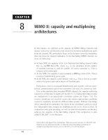Fundamentals wireless communication chapter8