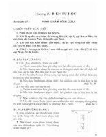 Kiến thức cơ bản vật lý 9 phần 2