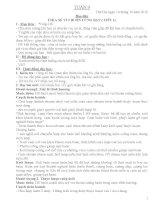 TOÀN tập GIÁO án lớp 3 TUẦN 9 năm 2016