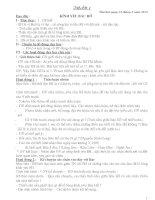 TOÀN tập GIÁO án lớp 3 TUẦN 1 năm 2016