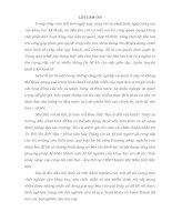 Giải pháp nâng  cao công tác văn thư – lưu trữ tại UBND huyện pác nặm tỉnh bắc kạn