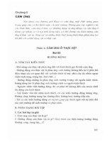 Phương pháp giải các dạng bài tập sinh học 11 phần 2