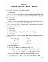 Trả lời câu hỏi và bài tập trắc nghiệm môn hóa học 11 phần 2