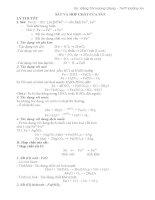 Các dạng bài tập về sắt và hợp chất của sắt: khử muối sắt III, nung bột sắt trong không khí, toán về hỗn hợp oxit sắt, tìm công thức oxit... (có hướng dẫn giải)  Luyện thi đại học