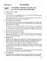 Kiến thức cơ bản vật lí 11 (tái bản lần thứ nhất) phần 2