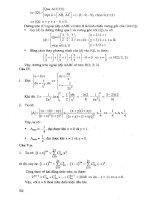 Giới thiệu và hướng dẫn giải chi tiết đề thi TSĐH khối d p3