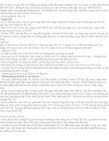 thuyết minh về Khu căn cứ tỉnh ủy Phương Bình, Hậu Giang