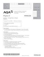 AQA PHYA5 2d QP JUN14