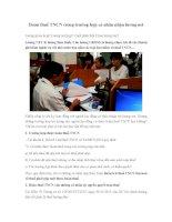 Hoàn thuế TNCN trong trường hợp cá nhân nhận lương net