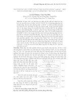 Dạy bài tập vật lí phổ thông theo phương pháp lamap   một phương pháp hiệu quả với hình thức thi trắc nghiệm
