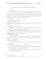 Phương pháp giải bài tập hỗn hợp săt và oxit sắt