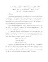 Văn mẫu lớp 12 tổng hợp các bài văn mẫu bài thơ đất nước của nguyễn khoa điềm (1)