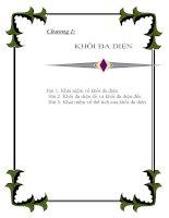 Bìa giáo án hình học chuong 1