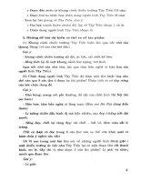 Chuẩn bị kiến thức  kỹ năng làm bài thi môn văn 12 Nguyễn Xuân Lạc p2