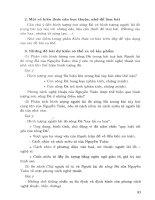 Chuẩn bị kiến thức  kỹ năng làm bài thi môn văn 12 Nguyễn Xuân Lạc p3