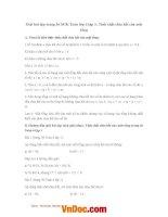 Giải bài tập trang 36 SGK toán lớp 6 tập 1 tính chất chia hết của một tổng