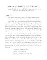 Tổng hợp các bài văn mẫu bài thơ đất nước của nguyễn khoa điềm Văn mẫu lớp 12  Bài 2