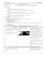 Giáo án hình học lớp 12 tiết 06