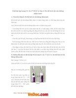 Giải bài tập trang 15, 16, 17 SGK lý lớp 6 đo thể tích vật rắn không thấm nước