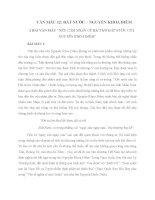 Văn mẫu lớp 12 tổng hợp các bài văn mẫu bài thơ đất nước của nguyễn khoa điềm (13)