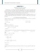 Phương pháp 15 mối quan hệ giữa các đại lượng