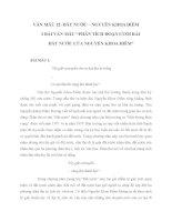Văn mẫu lớp 12 tổng hợp các bài văn mẫu bài thơ đất nước của nguyễn khoa điềm (12)