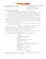 đề thi thử thpt quốc gia năm 2016 môn ngữ văn doan thuong lan 2