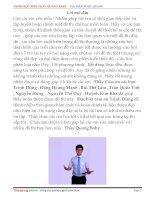 11 Đề thi thử môn toán -Thầy Mẫn Ngọc Quang