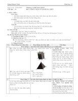 Giáo án hình học lớp 12 tiết 1