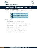 T 11d 16 phuongphapquinaptoanhoc thaythanh tom tat bai hoc