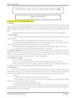 Sử lớp 12 Bài 6 Nước mĩ