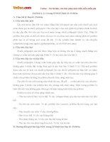 Giải bài tập trang 25 SGK Sinh học lớp 10: Prôtêin