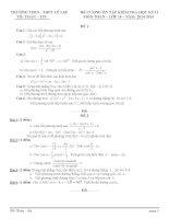 Đề cương ôn tập môn toán lớp 10  (3)