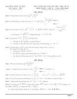 Đề cương ôn tập môn toán lớp 11 (18)