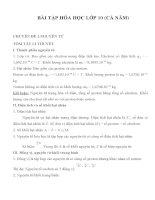 Bài tập hóa học lớp 10 (30)
