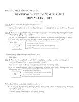 đề cương ôn tập môn vật lý lớp 8 (4)