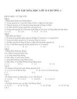 Bài tập hóa học lớp 10 (25)